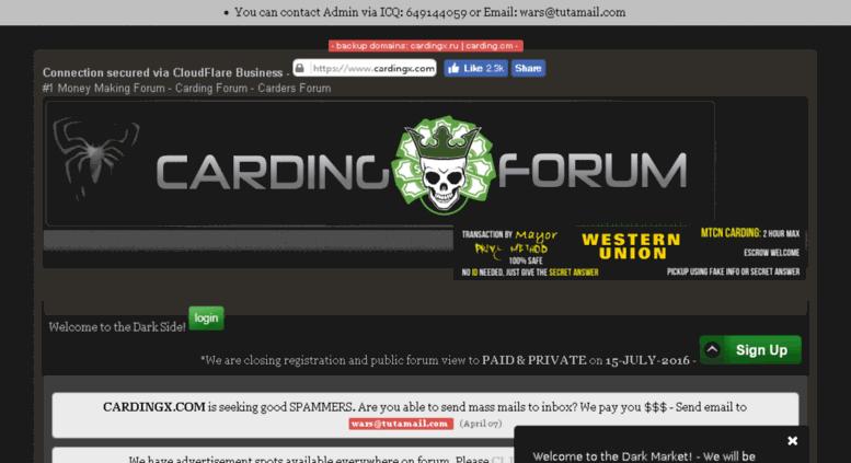 Access cardingx com  Cardingx com - #1 Fraud Carding Forum