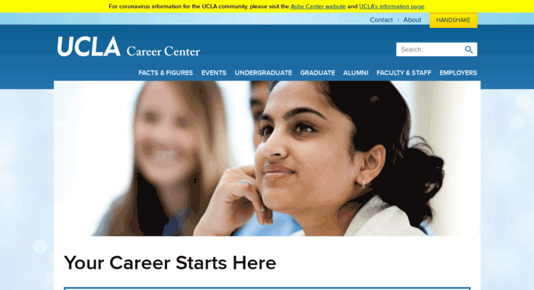 Access career ucla edu  Home - UCLA Career Center