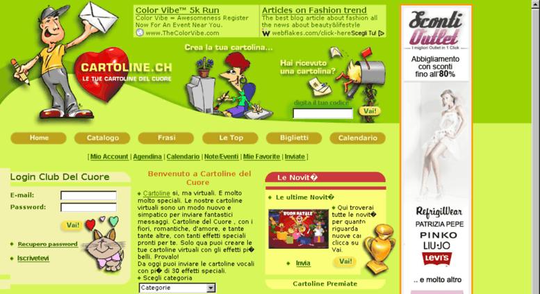 Cartoline Ch Calendario.Access Cartoline Ch Cartoline Virtuali Animate Le Tue