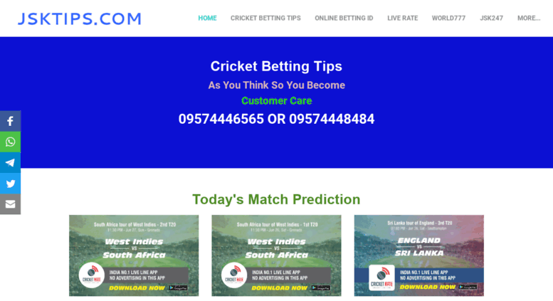 Access cbtf net  Cricket Betting Tips | Free Cricket Tips - Online