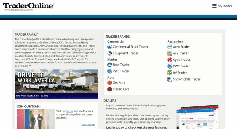 Rv Trader Online >> Access Cdn5 Traderonline Com Trader Online Magazine New And