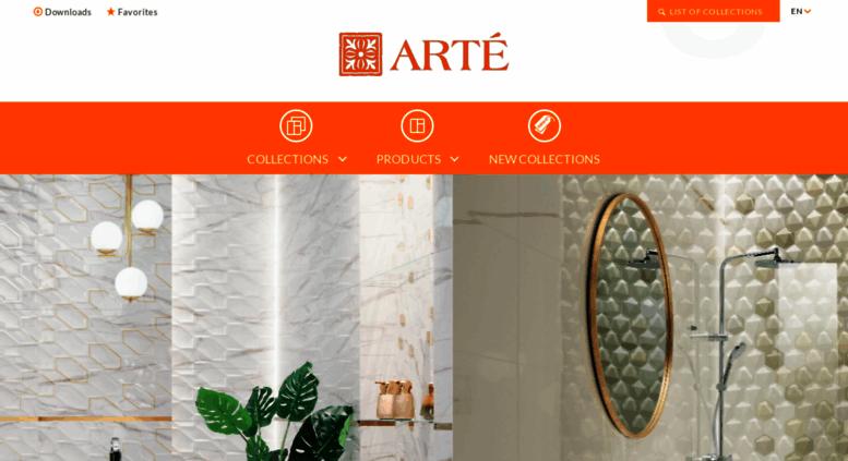 Access Ceramika Artepl Ceramika Arte łazienka Płytki