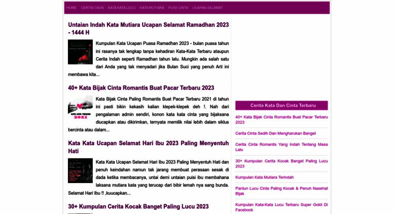 Access Ceritakatacintablogspotcom Cerita Kata Cinta