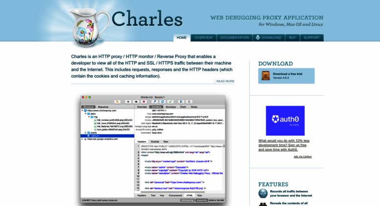 Charles Proxy Ssl