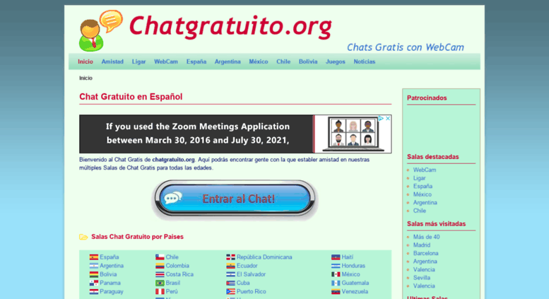Chatgratuito Org Screenshot