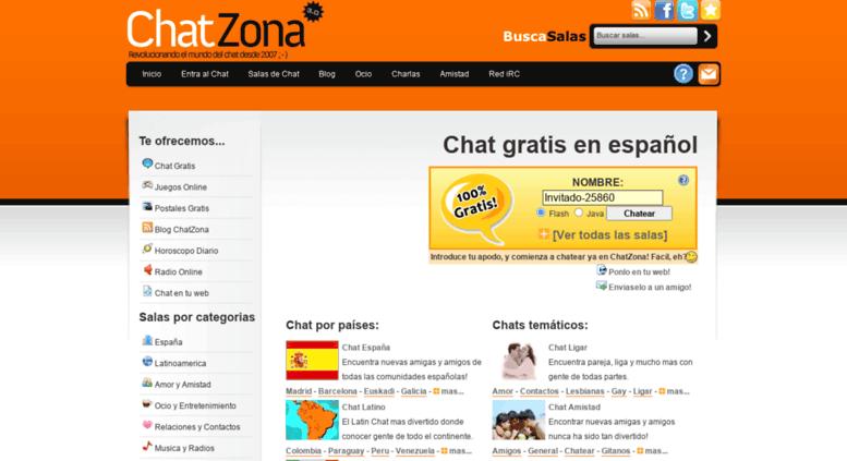 chatzona.org Profile