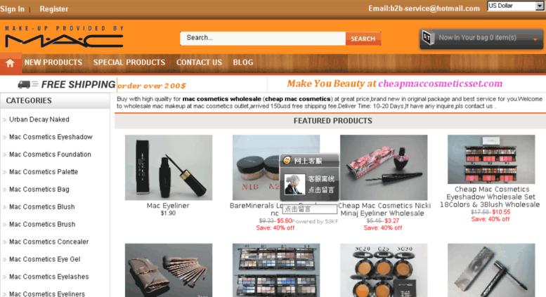 Access Cheapmaccosmeticsset Com Cheap