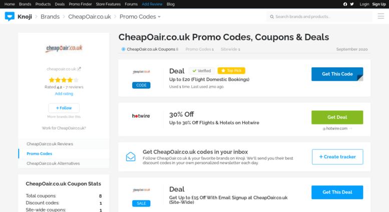 cheapoair promo code groupon