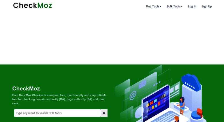 Access Checkmoz Com Free Mozrank Checker Tool Online Check Bulk