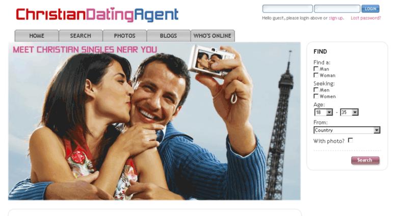 christian dating site login racemizace datování