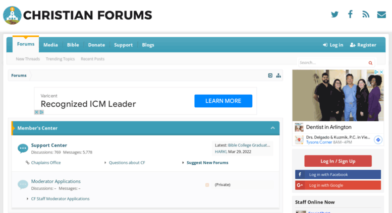 Christianforums com