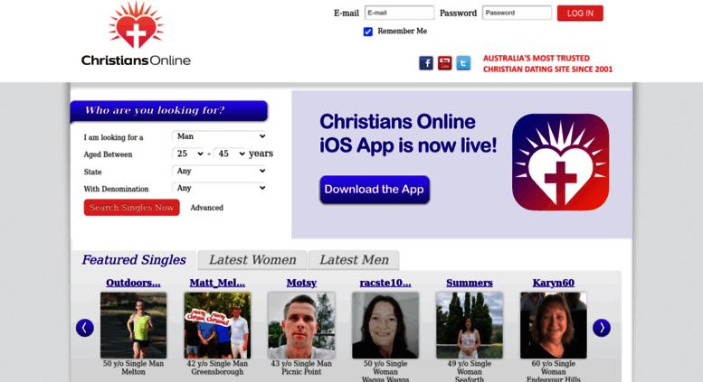 Christian online dating australia