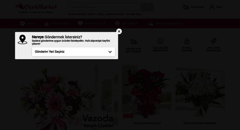 Access Cicekmarketcom çiçek Gönder Online çiçek Siparişi çiçek