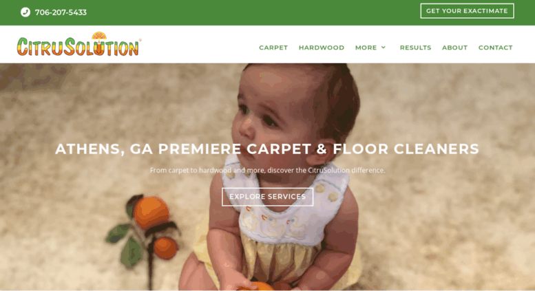 Carpet Cleaning Athens GA