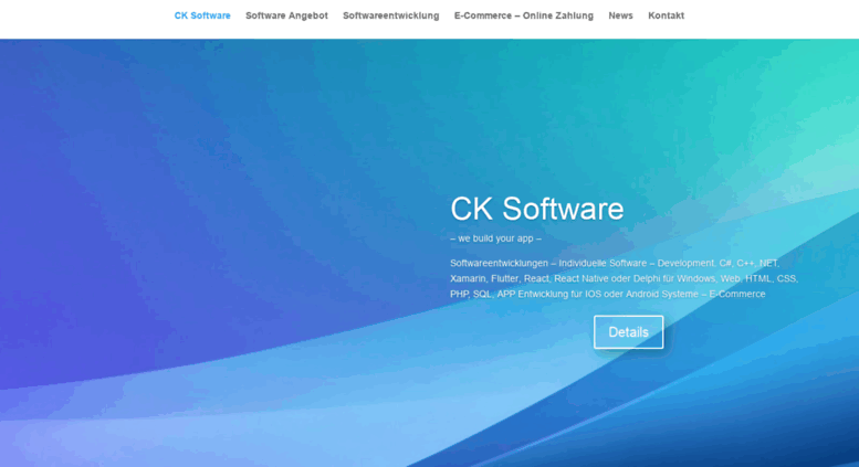 Access Ck Software De Ck Software Und E Commerce