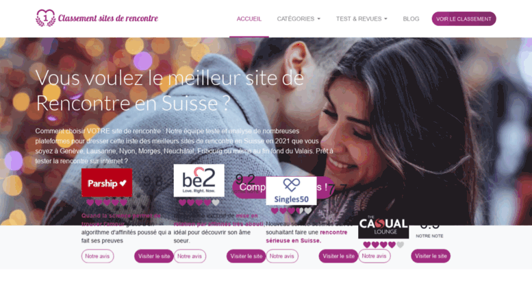 Site rencontre be2