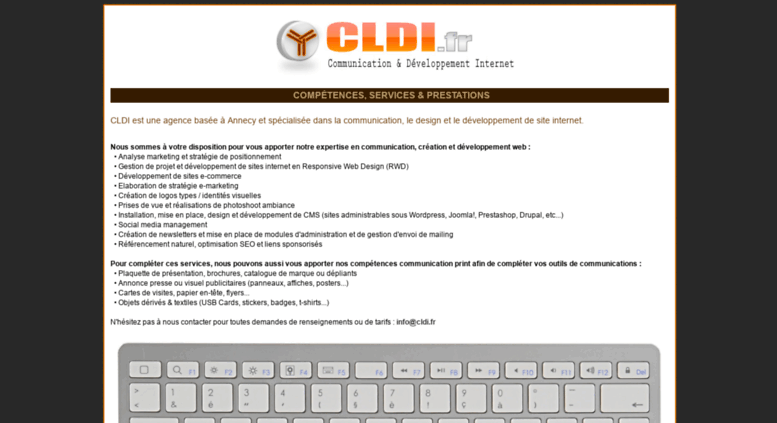 Access Cldifr CLDI Communication Creation Et Developpement De