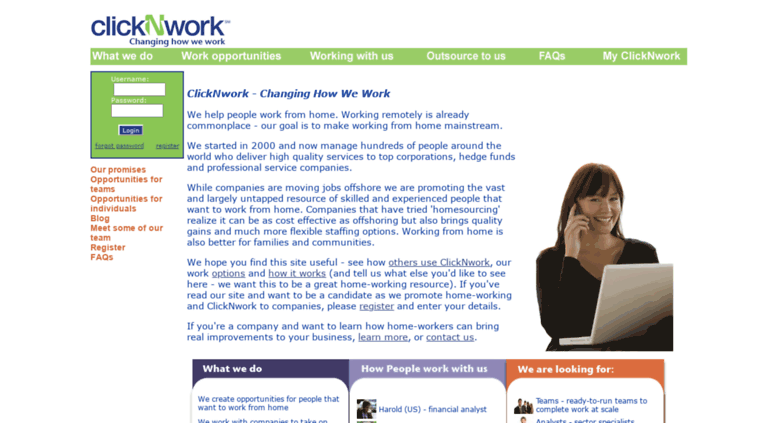 Image result for ClickNwork
