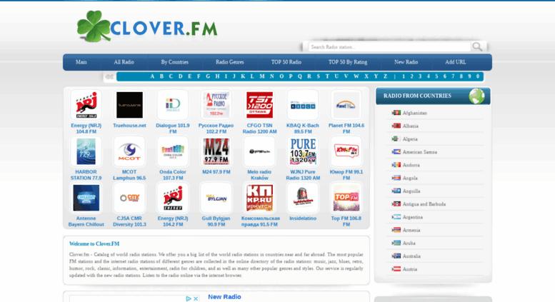 radio f webradio