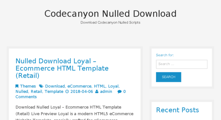 Access codecanyon-nulled download  codecanyon-nulled