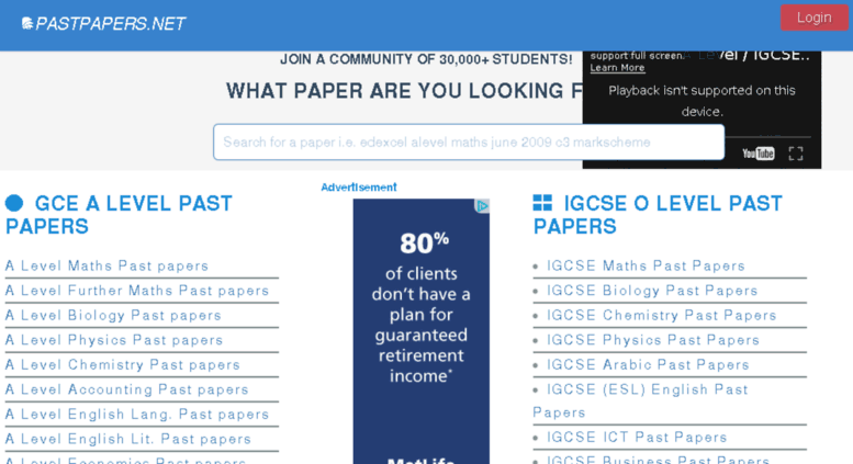 Access collegeworld uk  PASTPAPERS NET - ALL IGCSE, GCSE and