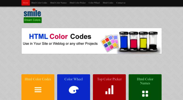 html colour picker