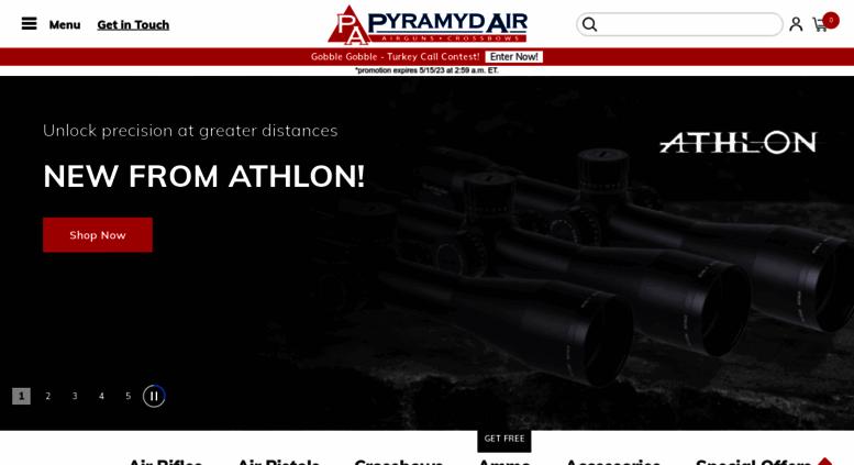 Access compasseco com  Shop Air Guns and Accessories | Pyramyd Air