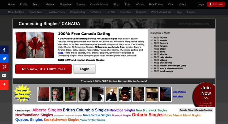 Free Nova Scotia dating