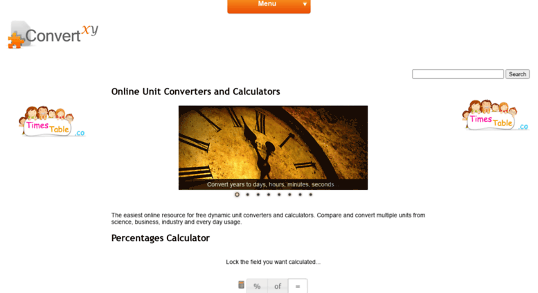 Online Unit Conversion Calculator Number Converter Tool Convert X Y