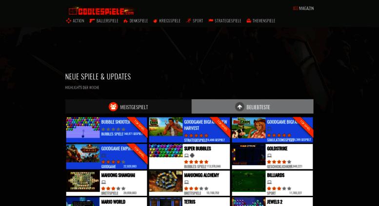 Coole Spiele Kostenlos Ohne Anmeldung