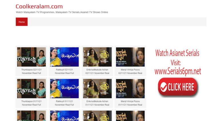 Access coolkeralam com  Coolkeralam com – Watch Malayalam TV