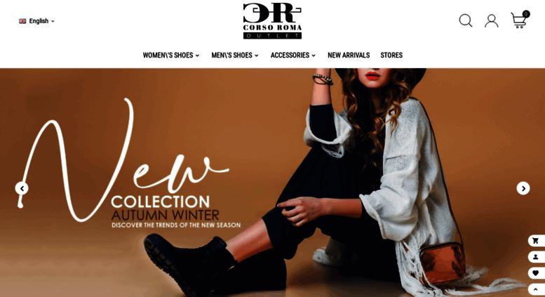 Access . Scarpe Firmate Online Corso Roma