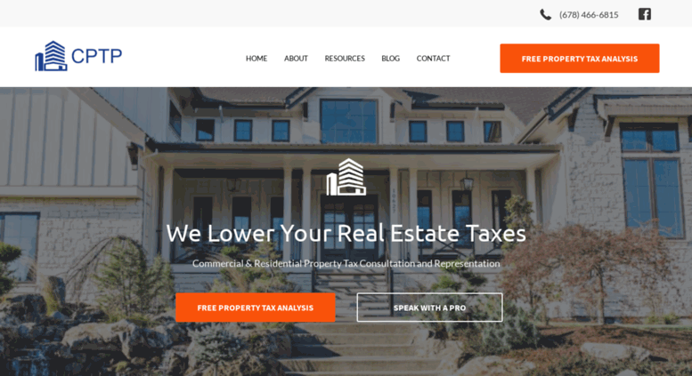 Access cptaxpro com  CPTP: Commercial Property Tax