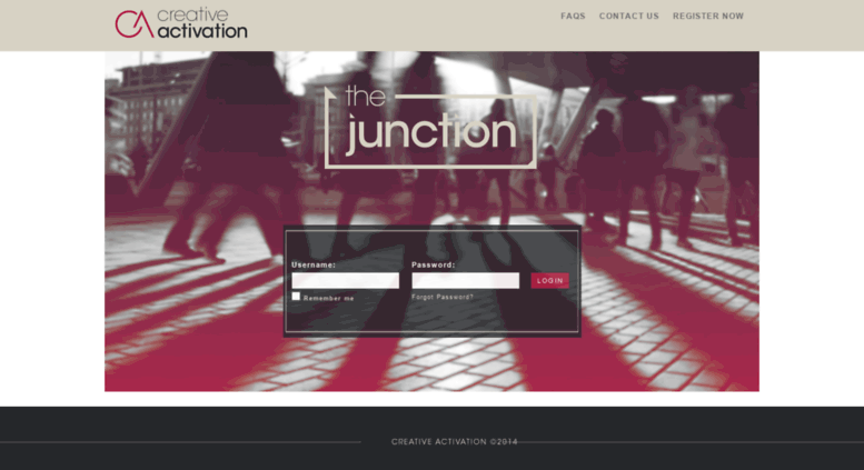 creative activation junction phone number