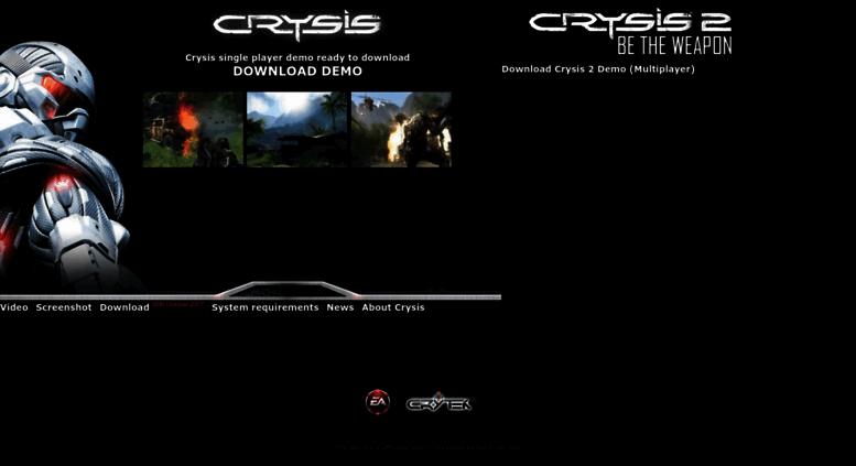 Crysis multiplayer singleplayer скачать.