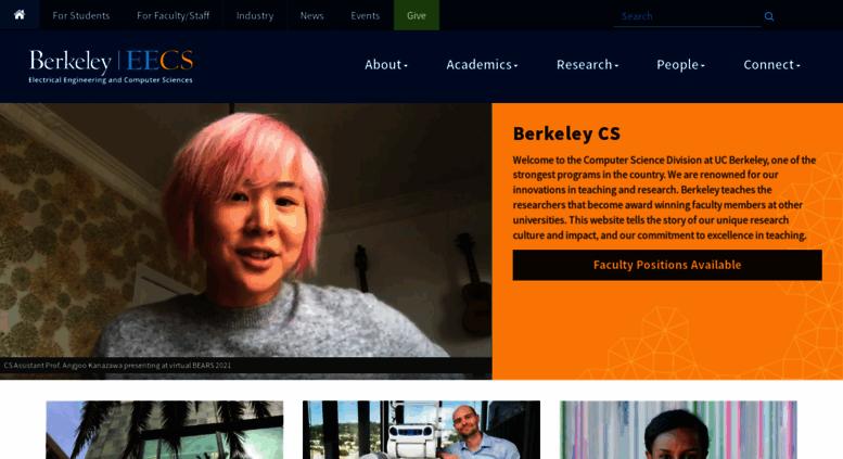 Access cs berkeley edu  EECS at UC Berkeley  
