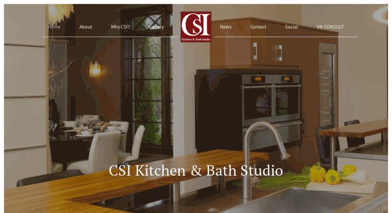 Csi Kitchen Bath Studio Norcross Ga