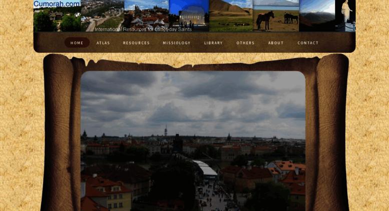 Access cumorah com  International Resources for Latter-day