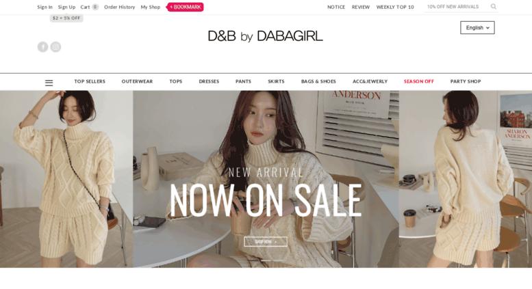 d4d02a5243 Access dabagirl.net. Dabagirl   Online Shopping Site for Women's ...