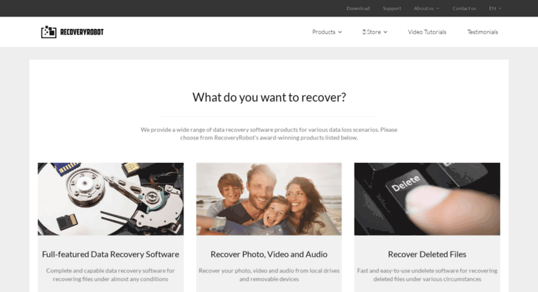 Pacylab solutions » download free software to recover sandisk data.