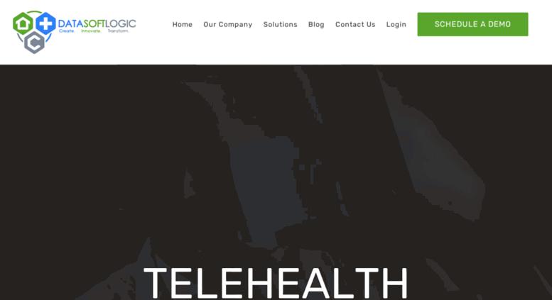 Access datasoftlogic com  Home Health Software | Hospice Software