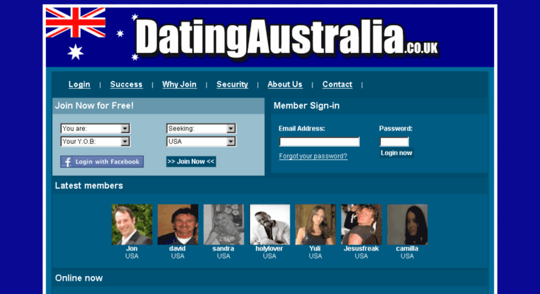 australian dating sites uk