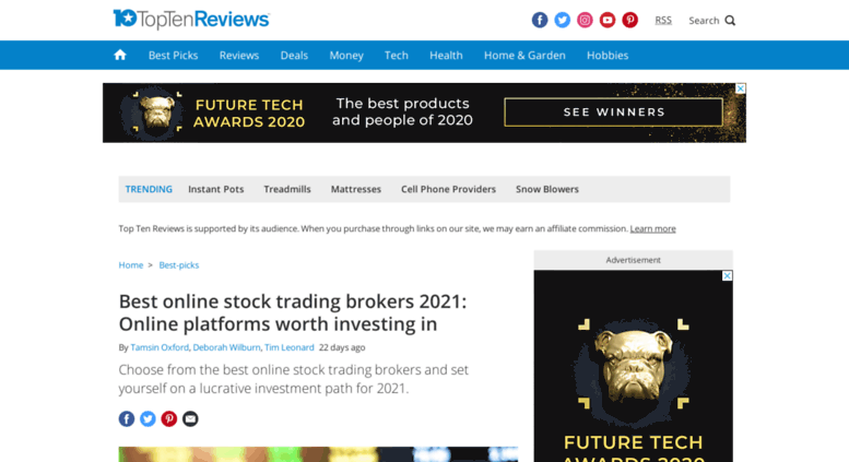 Access day-trading-software toptenreviews com  Best Online