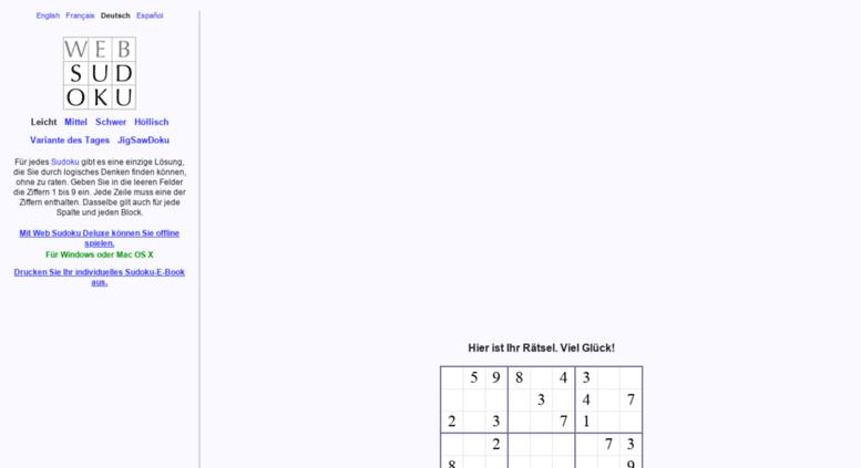 ca Sudoku 300 mal mit Lösungen, leicht und schwer