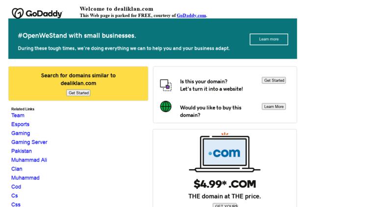 Access Dealiklan Com