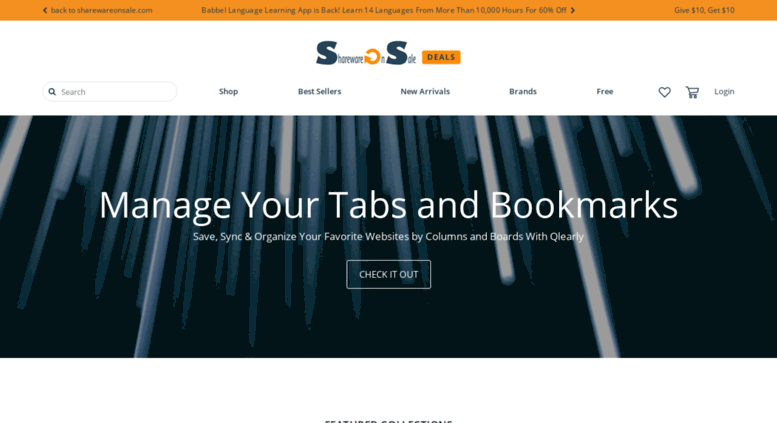 Access deals sharewareonsale com  SharewareOnSale Deals
