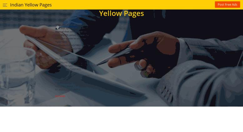 Access delhi indianyellowpages com  Delhi Yellow Pages,Delhi