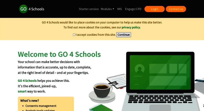 Access demo go4schools com  GO 4 Schools - real-time assessment