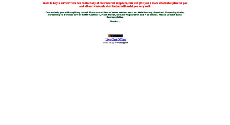 Access demo netandino com  DEMOS radio TV Video Streaming