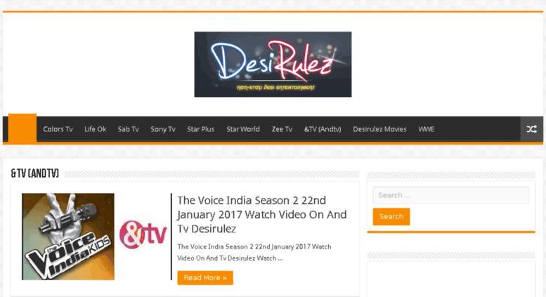 Access desiruleztv net  Desirulez Tv Shows Watch Online Hindi